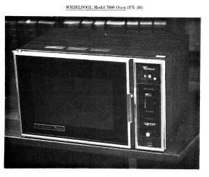 Microwaves 2 Whirpool